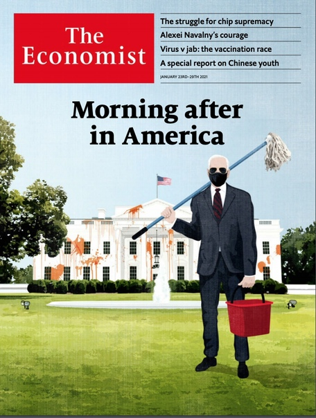 The Economist UK - January 23, 2021