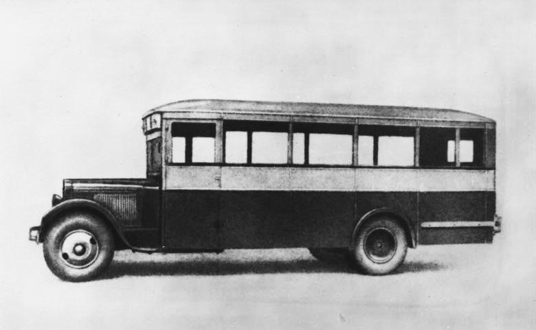 От ЗИСа до электробуса, изображение №7