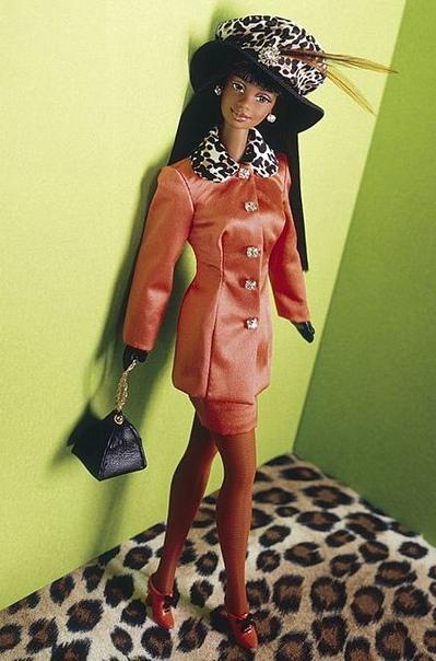 Екатерина Лондон: Tangerine Twist™ Barbie® Doll 1998 Collector Edition