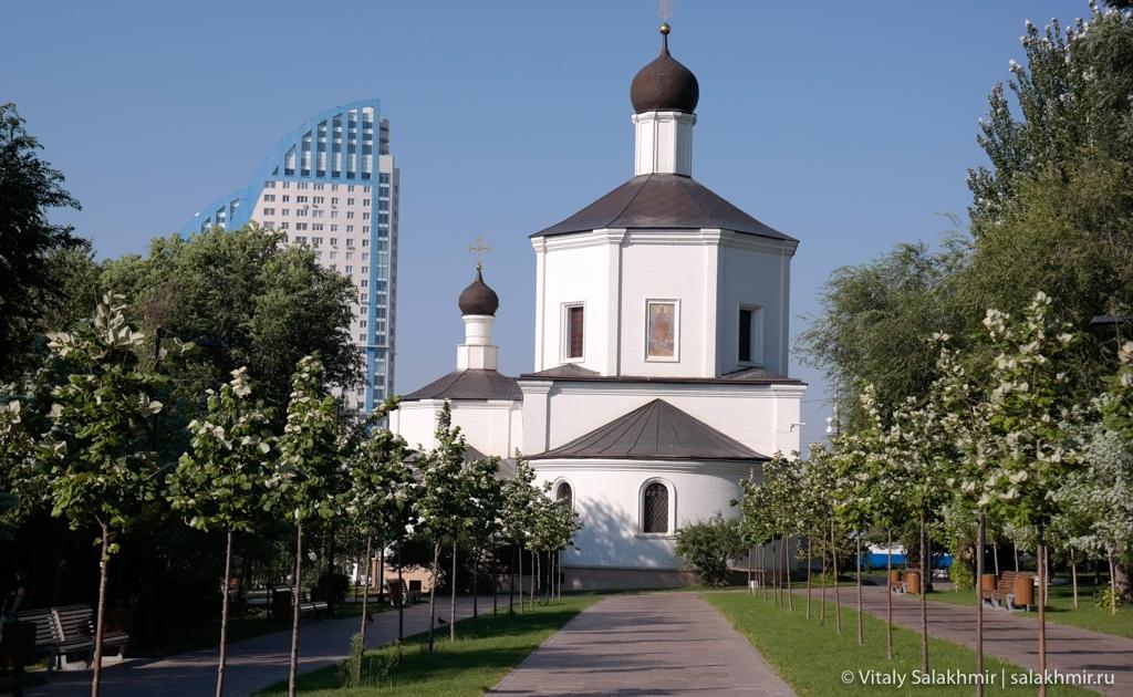 Иоанно-Предтеченский храм, Волгоград 2020