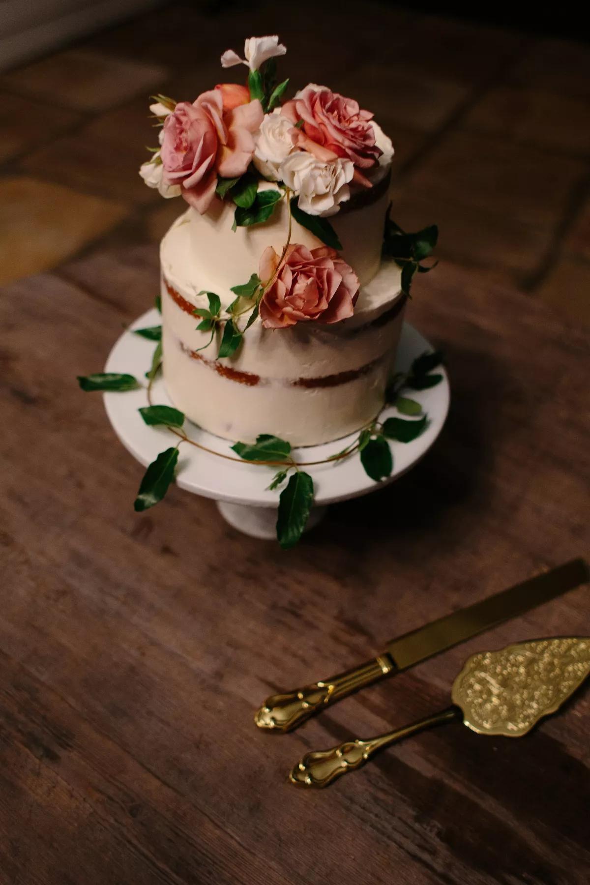 N1rxLP7u29M - Маленькие свадебные торты