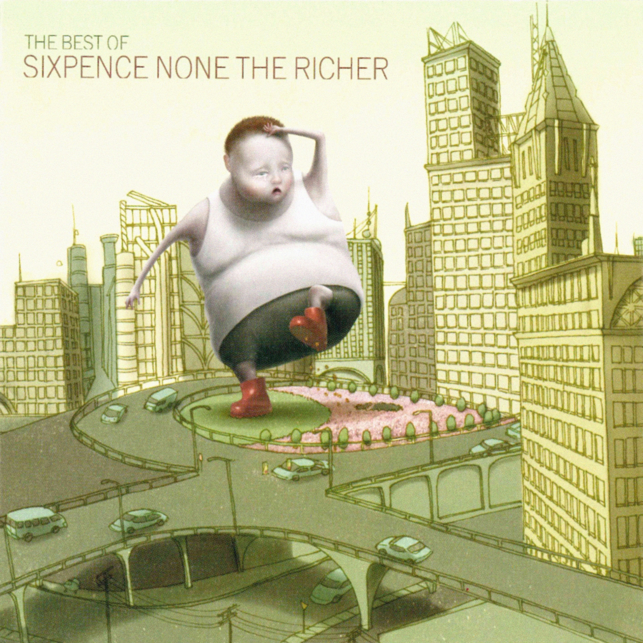 Sixpence None The Richer album The Best of Sixpence None the Richer