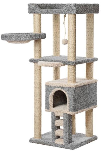 Производство домиков для котов и других шерстяных ...