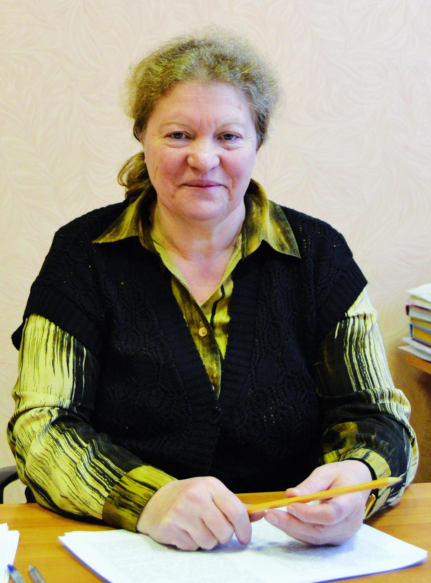 Татьяна Разгуляева: «Эрямом – вечкемадо кенярксов  ды лужаня моронь керькс»