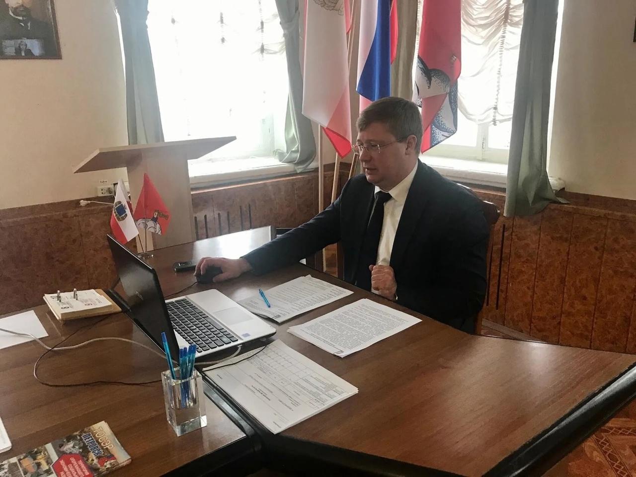 Резиденты ТОСЭР «Петровск» приняли участие в рабочем совещании главы района