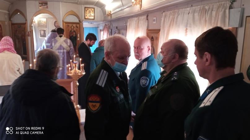 В Челябинск привезли мощи святого Харалампия., изображение №1