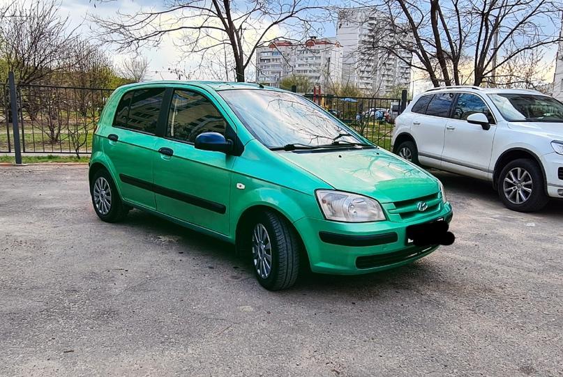 Hyundai Getz 2003г 210000км