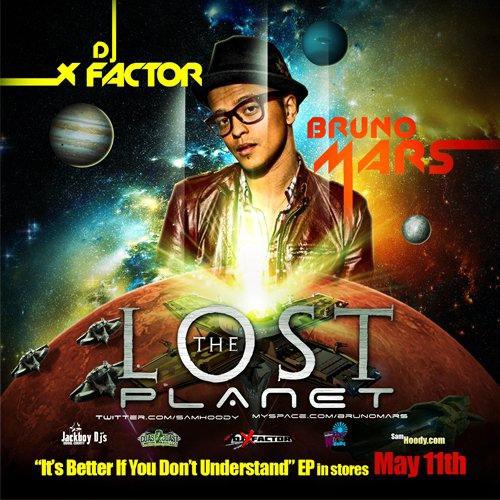 Bruno Mars album The Lost Planet