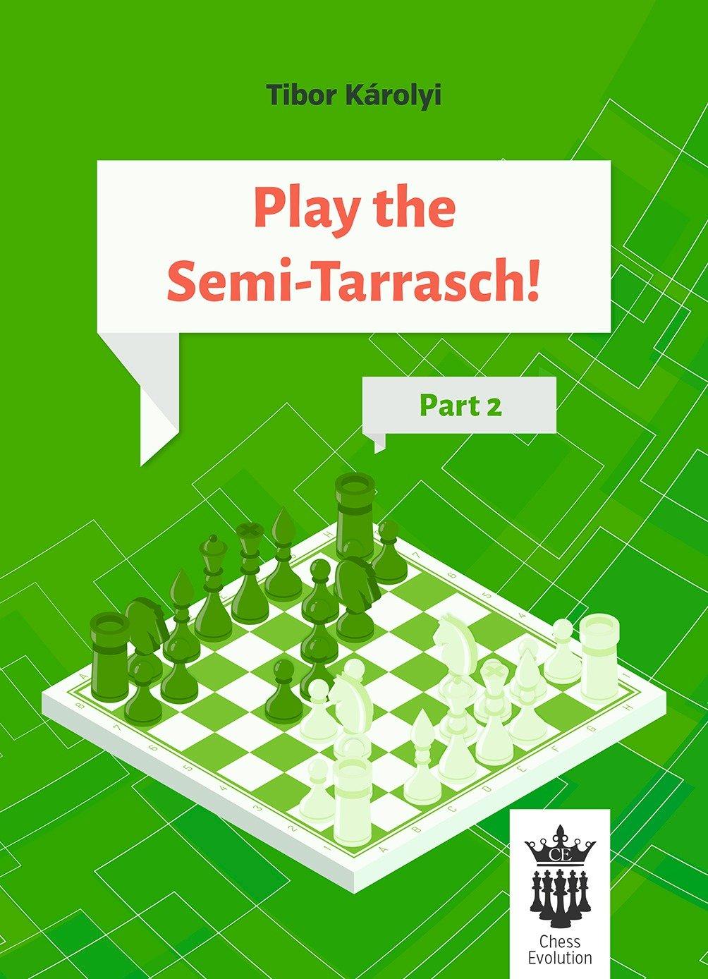 Tibor Karolyi_Play the Semi-Tarrasch Part 1 & 2 PDF+PGN_2018 GHBCLcXEgBQ