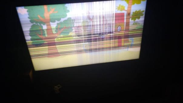Подскажите, кто занимается ремонтом TV?...