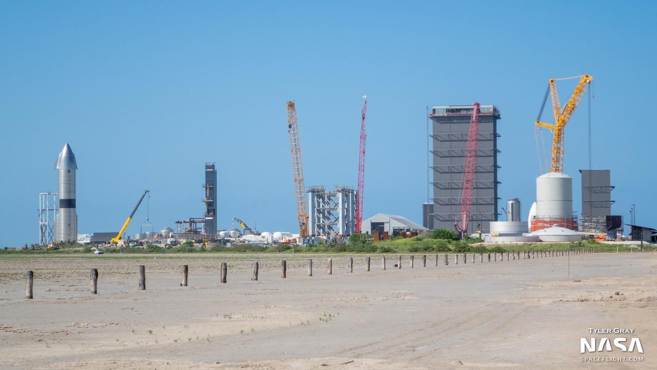 Подготовка секции башни к транспортировке