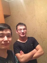 Курбан-Али Кхаджибаев, Бишкек