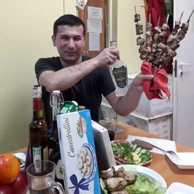 Эркин Суюнов