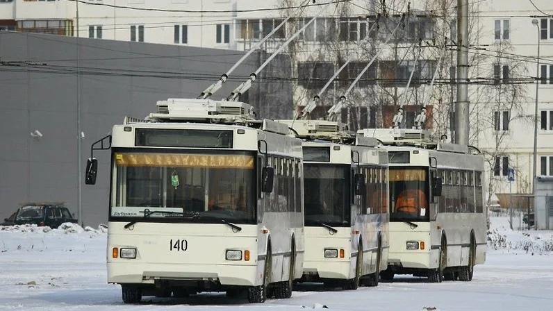 Землю и дома под строительство троллейбусной линии на КСК выкупят по рыночной цене