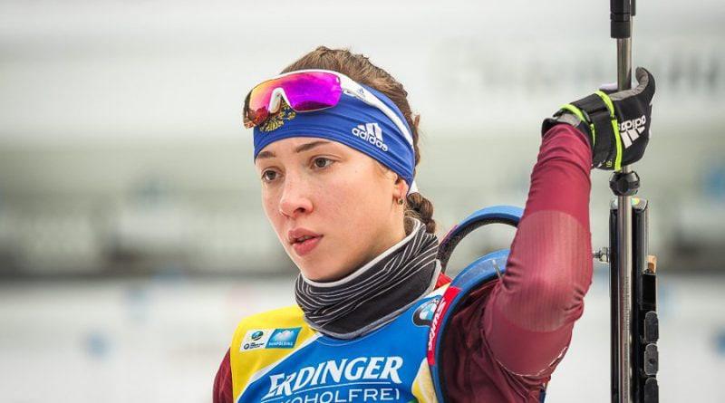 Ульяна Кайшева стала 24-й в индивидуальной гонке