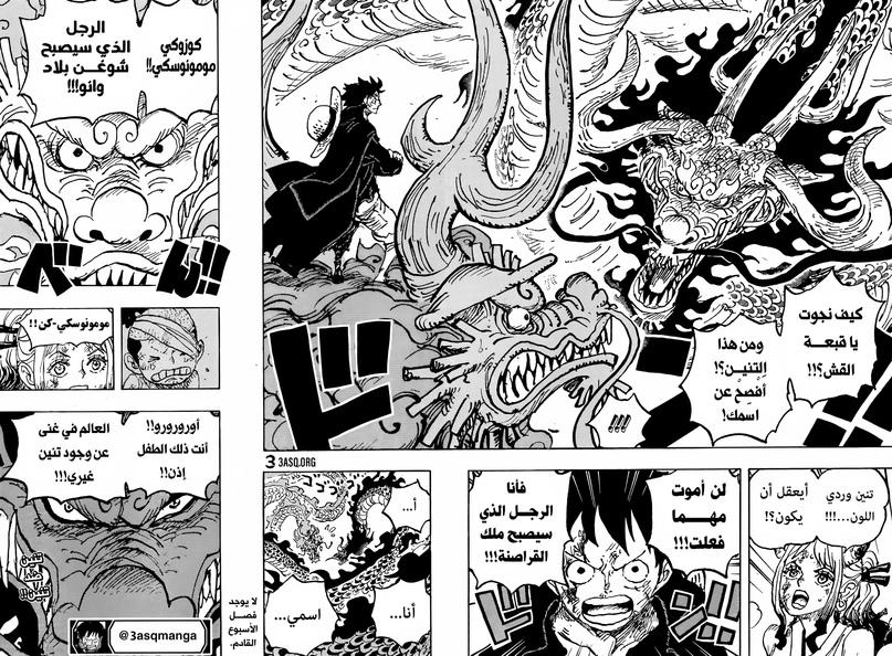 One Piece arab 1025, image №16
