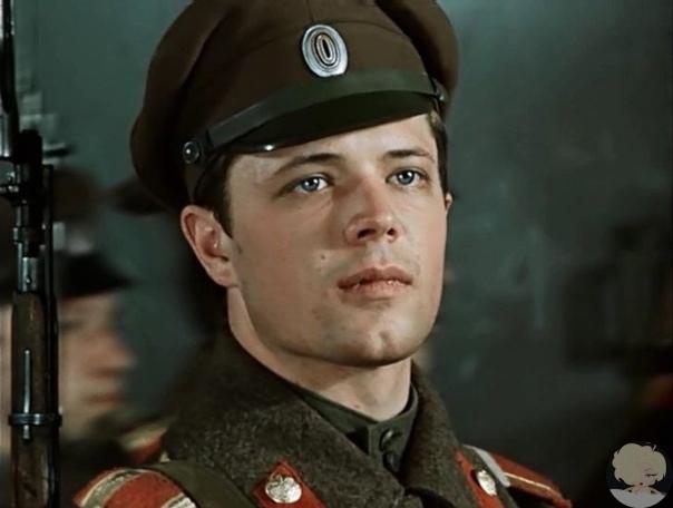 Красивые актеры советского кино