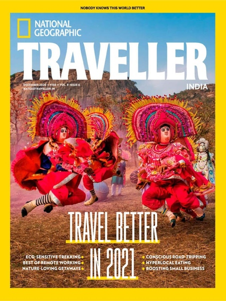 National Geographic Traveller IN 12.2020