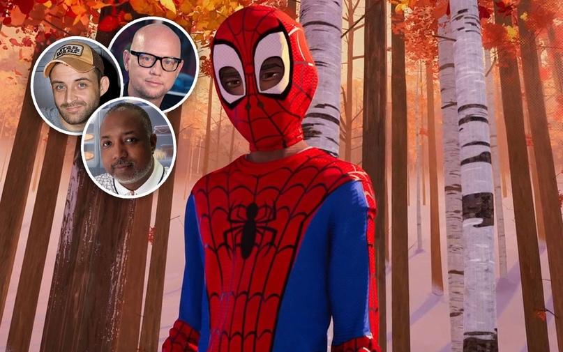Режиссерский состав сиквела «Человека-паука: Через вселенные».