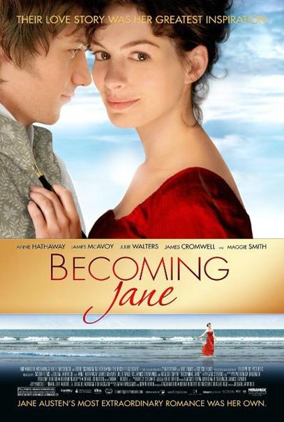 «Джейн Остин» (2007) Британская биографическая драма «Джейн Остин» рассказывает о становлении будущей писательницы, ее жизни в родном графстве и единственной настоящей любви. В центре событий