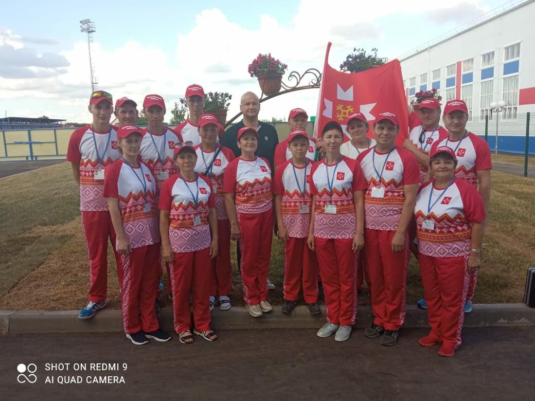 Продолжаются ХХХ Республиканские летние сельские спортивные игры