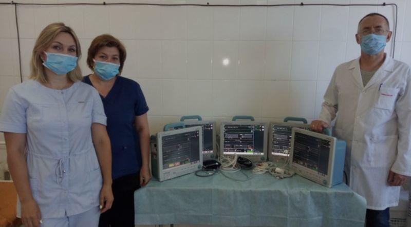 В канун Дня медицинского работника, который будет отмечаться 20 июня, в Петровскую районную больницу поступило новое оборудование