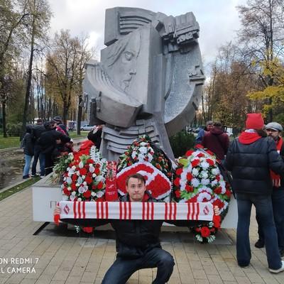 Денис Харитонов, Санкт-Петербург