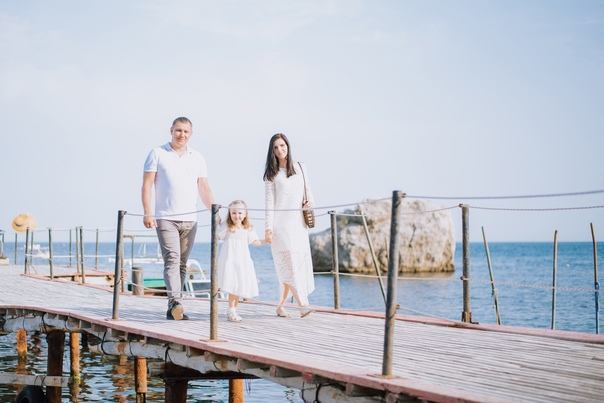 Семейная фотосессия в Судаке. 09.19