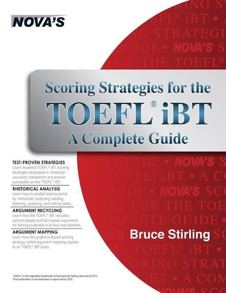stirling b scoring strategies for the toefl ibt a complete g