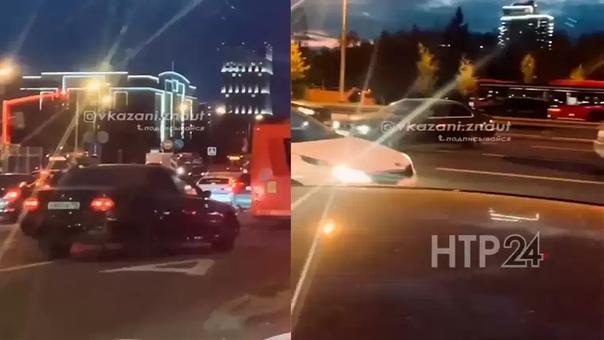 🚓В Татарстане полицейские не смогли задержать лих...