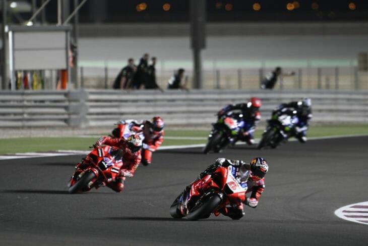 Результаты Гран При Катара 2021