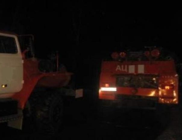 Очередной пожар в Бузулукском районеПодробнее: http://new...