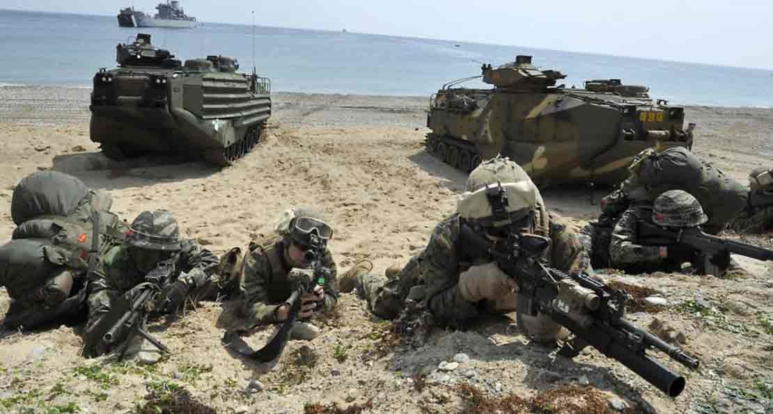 Морская пехота США