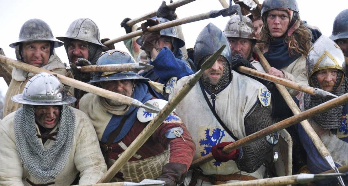 Воины англичан
