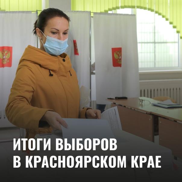 Избирком опубликовал результаты выборов после обработки более 99% бюллетеней. 