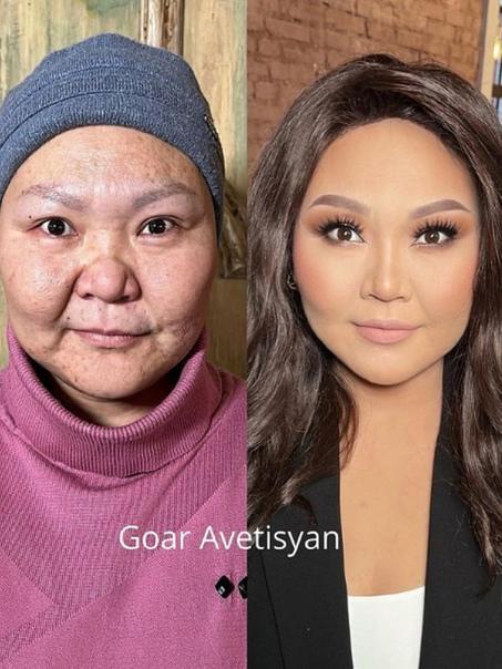 Знаменитый визажист Гоар Аветисян до неузнаваемости преобразила больную раком бурятскую девушку  Гуру макияжа заявила, что это... [читать продолжение]