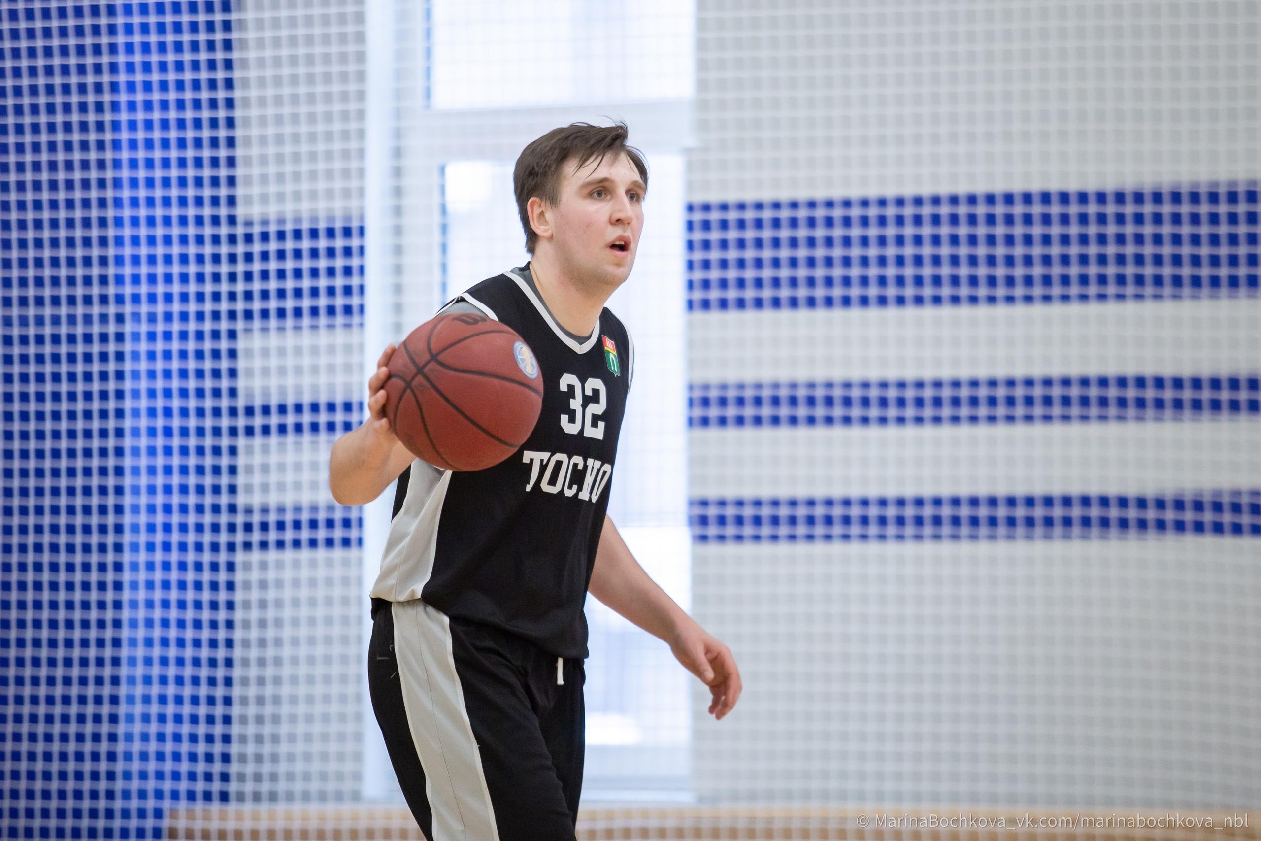 Владимир Лукьянчиков, самый полезный игрок Шестого Дивизиона сезона 2020-2021