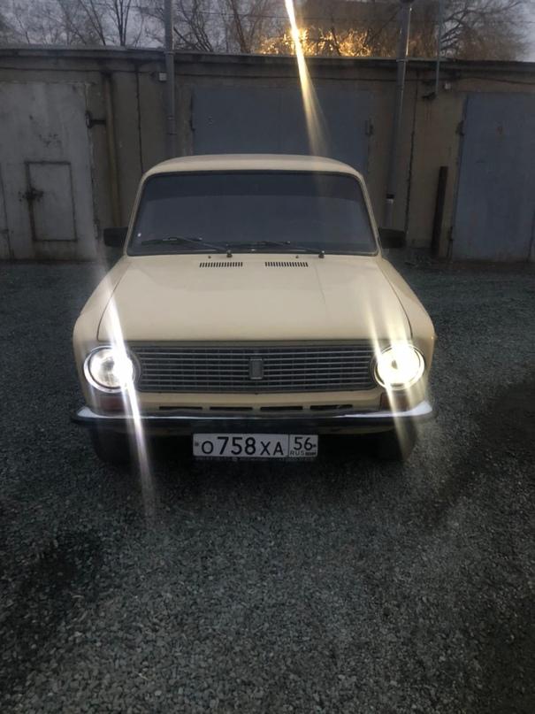 Купить 2101 1986г  В живом достойном    Объявления Орска и Новотроицка №10885