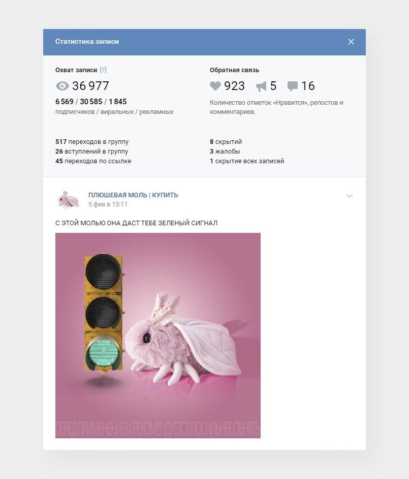 Как заработать 3 000 000 рублей на продаже мягкой игрушки ВКонтакте, изображение №14