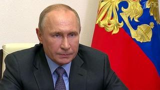 Владимир Путин распорядился оказать поддержку людям, работающим в сфере транспорта.