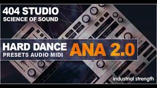 SAMPLE PACK-  404 Studio - Hard Dance ANA 2