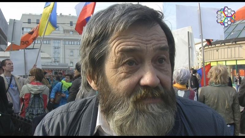 Сергей Мохнаткин о наперво насущном на данном историческом этапе Общего Движения противостояния зарвавшейся номенклатуре, 2013