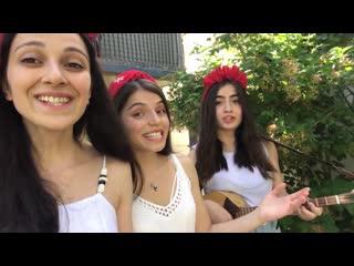 Trio Mandili - Million scarlett roses ⚘⚘⚘( Миллион алых роз )🌷🌷🌷