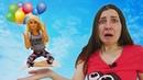 Урок труда для Барби, Кена и Терезы - Я не хочу в школу - Видео для девочек про кукол Барби в школе