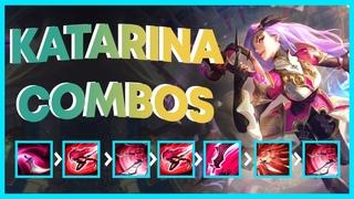 Katarina COMBOS in S11 | Kat Combo Guide