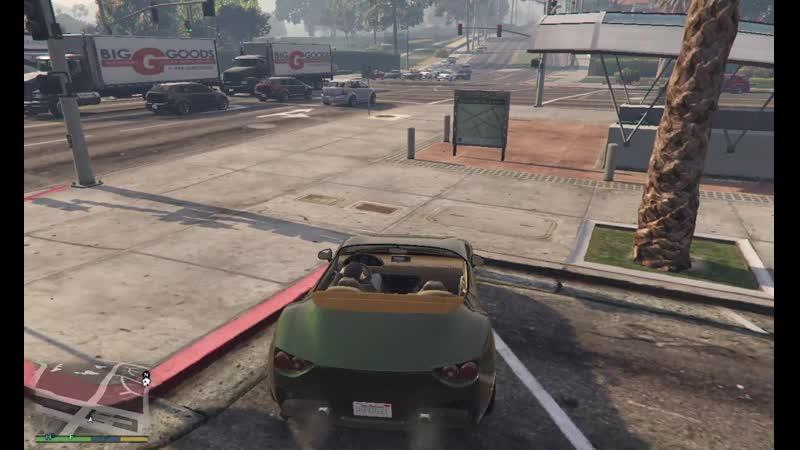 Grand Theft Auto стонкс