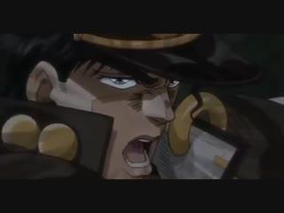 Shut up! Jotaro