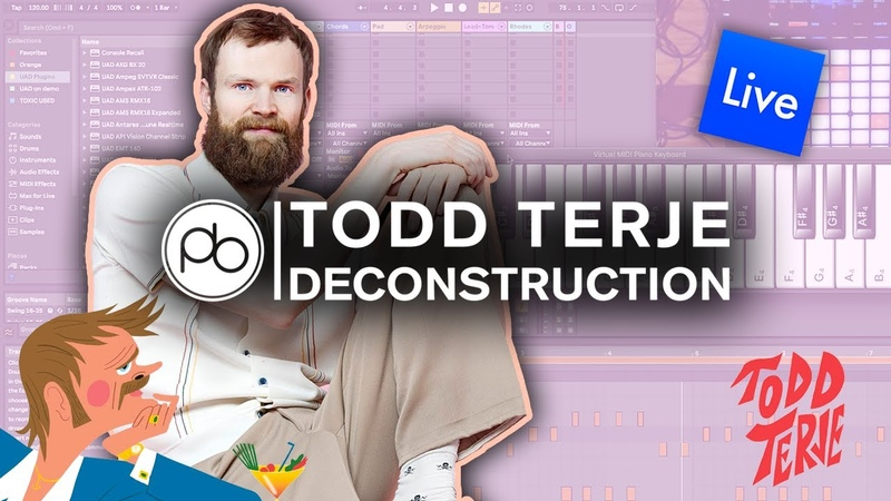 Todd Terje 'Inspector Norse' Deconstruction at LMC