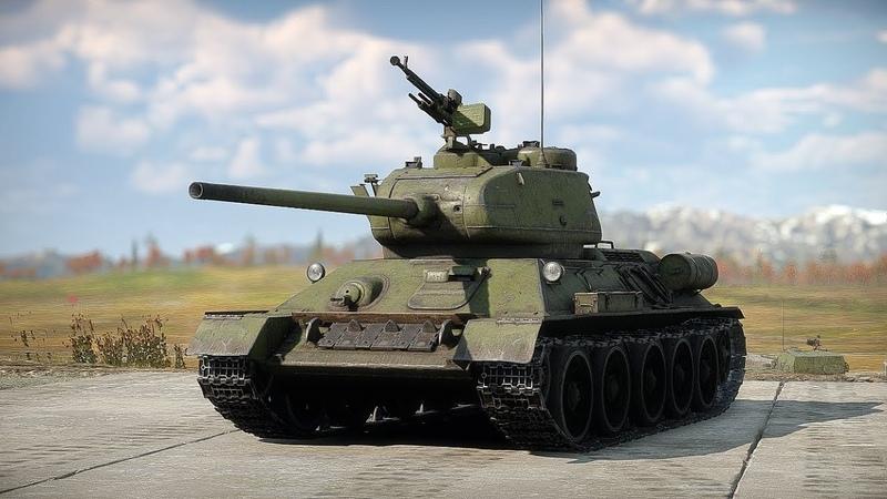 💥 The 85mm Experience 💥 T 34 85 Gai War Thunder