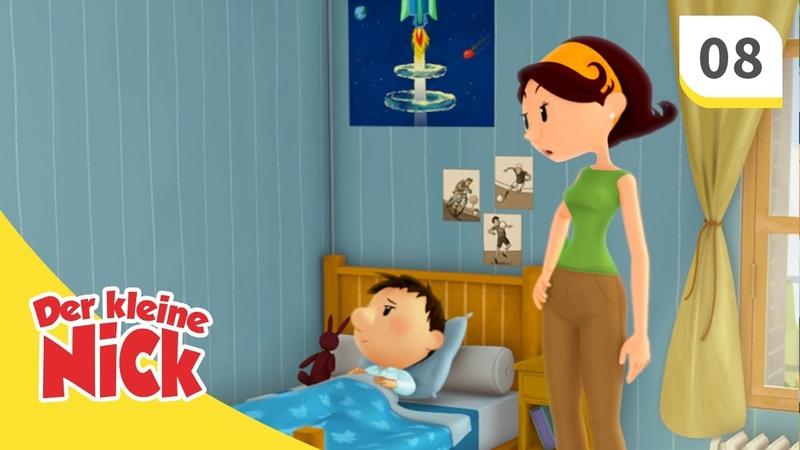 Der kleine Nick Staffel 1 Folge 8 Ich bin krank GANZE FOLGE